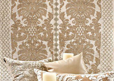 emiliya curtain & cushion